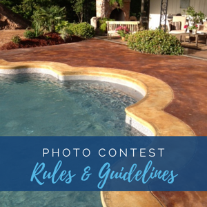 photo contest rules & Guidelines