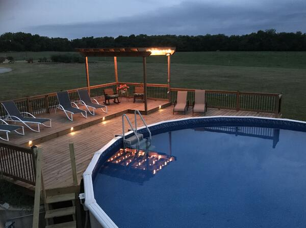 ROYAL SWIMMING POOLS how to choose an above ground liner