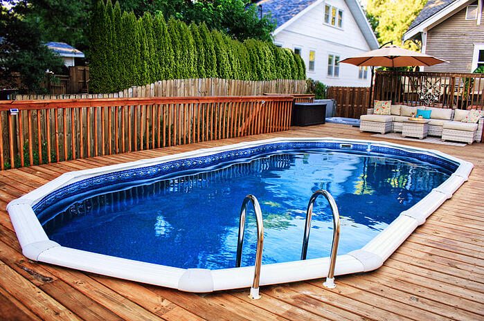 What to Know When Choosing an Above Ground Pool Liner