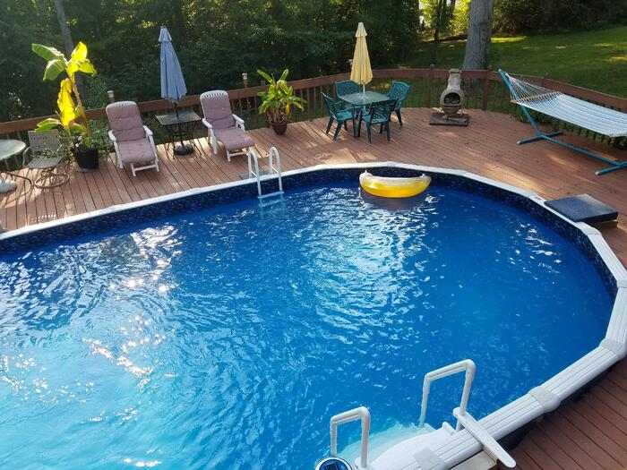 How Much Does It Cost to Build an Above-Ground Swimming Pool?