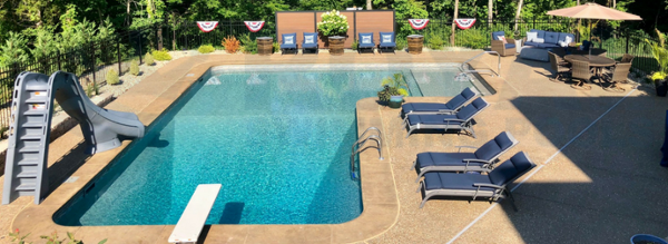 Choosing a filtration system for your swimming pool