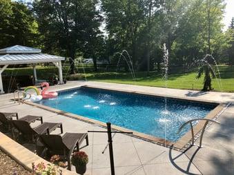 plan your swimming pool
