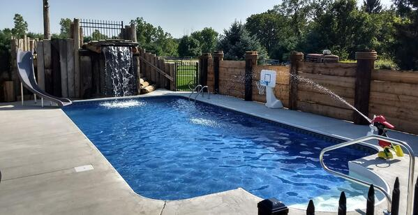 Measuring your Pool for a Safety over