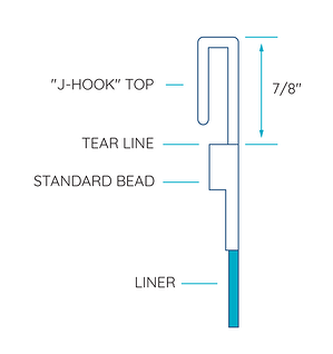 Uni-Bead System Swimming Pool Liner Installation Illustrations - 3@2x