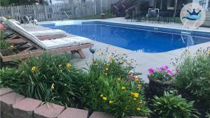 Inground Rectangle Pool