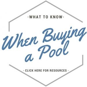 What to Know When Buying a Pool