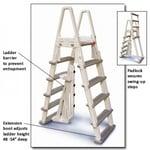 a-frame step