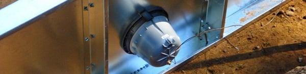 Inground Light & Niche Installation
