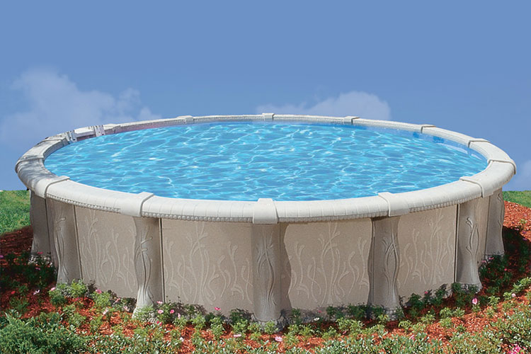 DOUGHBOY  beautiful Royal swimming pools above ground pools