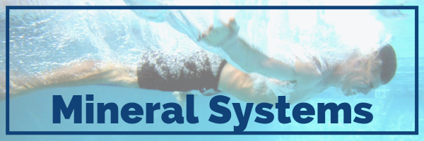 Mineral Systems for swimming pools