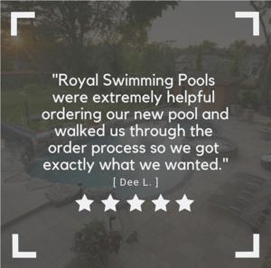 Royal Swimming Pools-customer quote3
