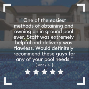Royal Swimming Pools-customer quote4