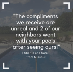 Royal Swimming Pools-customer quote5