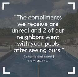 Royal Swimming Pools-customer quote5