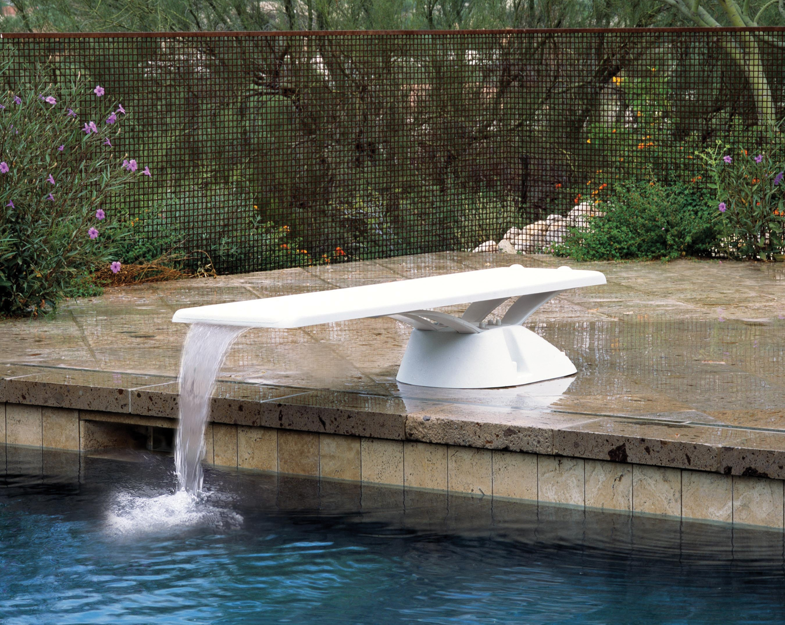 interfab diving board edge