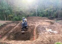 Excavation  Royal Swimming Pools