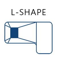 L-Shape Swimming Pool