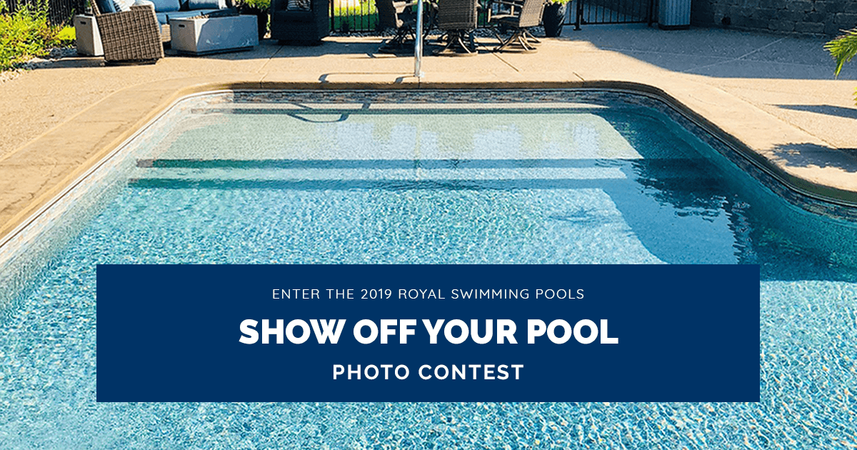 Enter the 2019 Show Off Your Pool Photo Contest