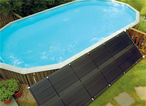Royal Swimming Pools Solar Panels