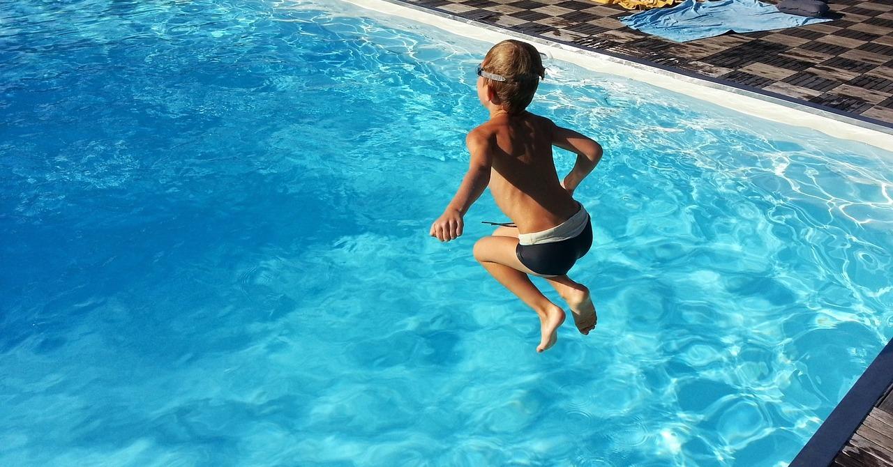 Bonding for a Swimming Pool