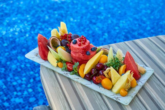 Food Ideas for the Perfect Pool Party