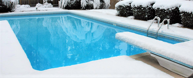 Checking in on your swimming pool mid-winter