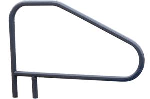 Saftron Gray Handrail
