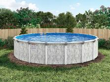 what's included in an above ground pool kit