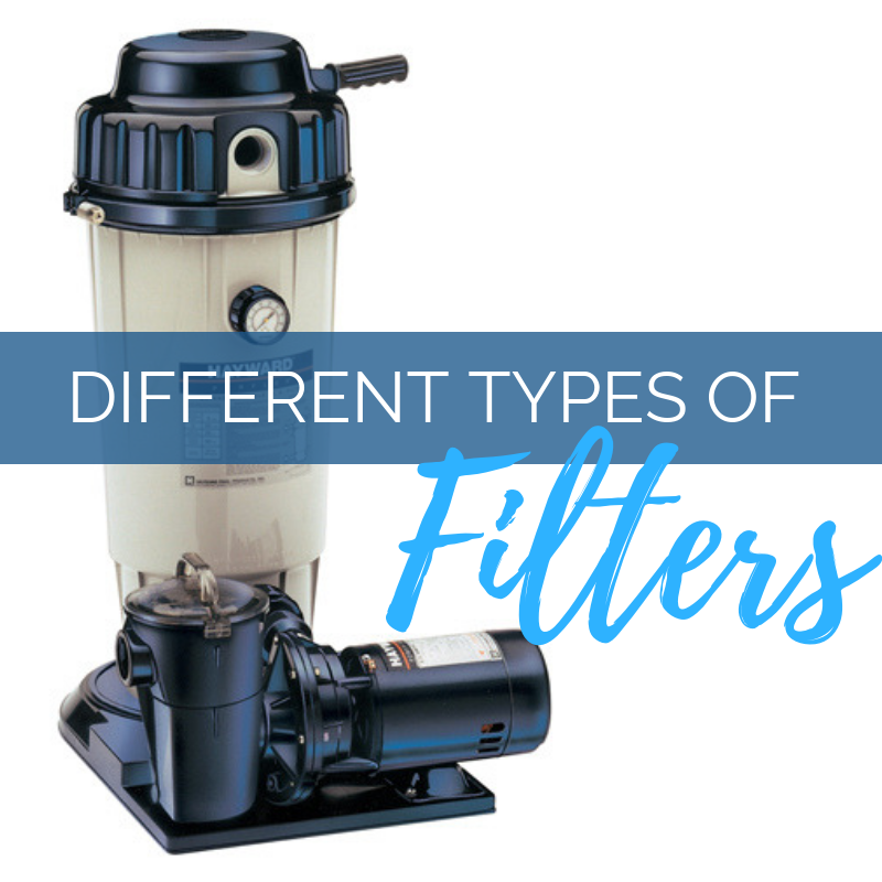 What are the Different Types of Pool Filters?