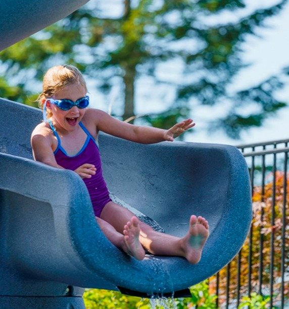 Can A Slide Be Added To An Existing Inground Swimming Pool